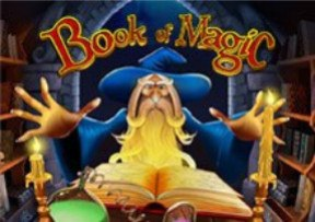 Онлайн слот Book Of Magic
