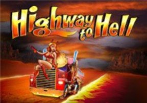 Онлайн слот Highway To Hell