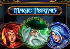 Онлайн слот Magic Portals